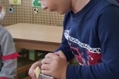 Krtečci - Na zahradě - Čas jablíčkové vůně